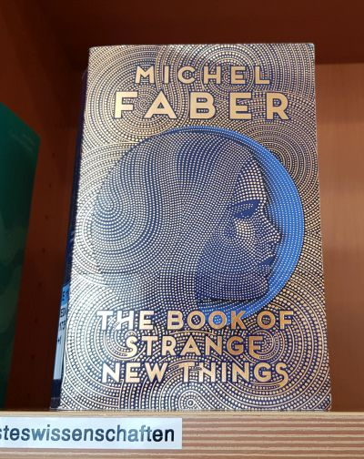Faber Book of strange new things-400