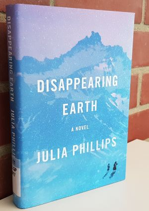 Disappearing Earth300