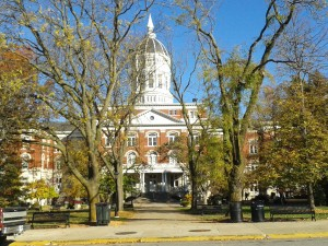 Jesse Hall, University of Missouri